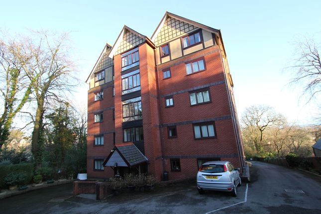 Thumbnail Flat for sale in Stow Park Circle, Newport