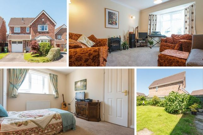 Thumbnail Detached house for sale in Stryd Hywel Harris, Ystrad Mynach, Hengoed
