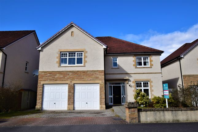 4 bedroom detached house for sale in Culduthel Mains Gardens, Inverness
