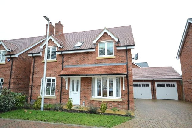Detached house for sale in The Pippins, Swallowfield, Reading