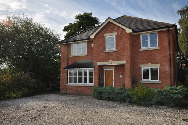 Thumbnail Detached house to rent in Mill Brook Close, Lavister, Wrexham