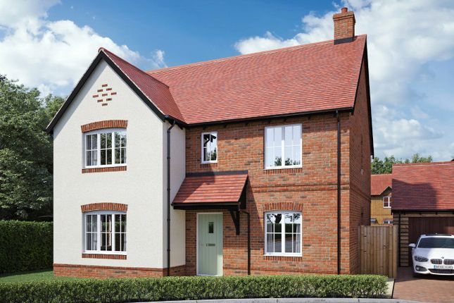 4 bed detached house for sale in Showhome Opening Brockhampton Manor, Chelt GL51