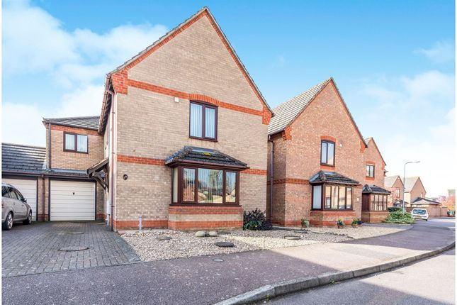 Thumbnail Link-detached house for sale in Chamberlain Way, Higham Ferrers, Rushden