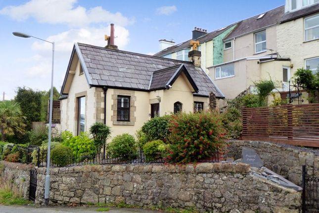 Thumbnail Detached house for sale in Y Felinheli