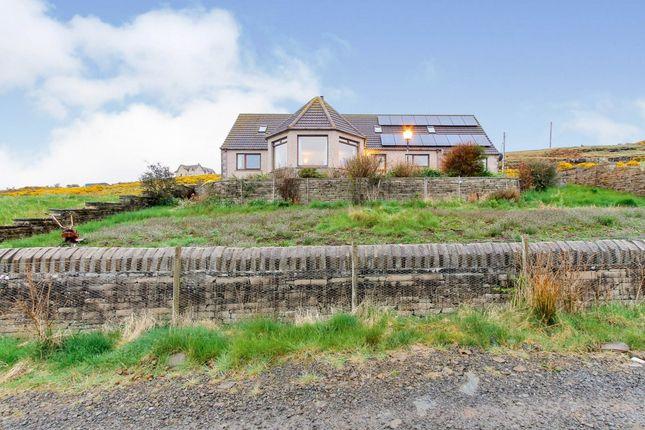 Thumbnail Detached house for sale in Caberfeidh, Latheron, Latheron, Highland, United Kingdom
