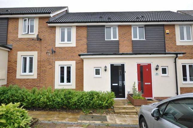 Terraced house for sale in Bracken Way, Malvern