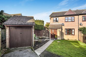 3 bed semi-detached house for sale in Norridge View, Warminster