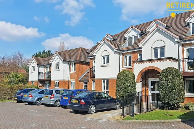 Thumbnail Flat for sale in Mead Court, Addlestone