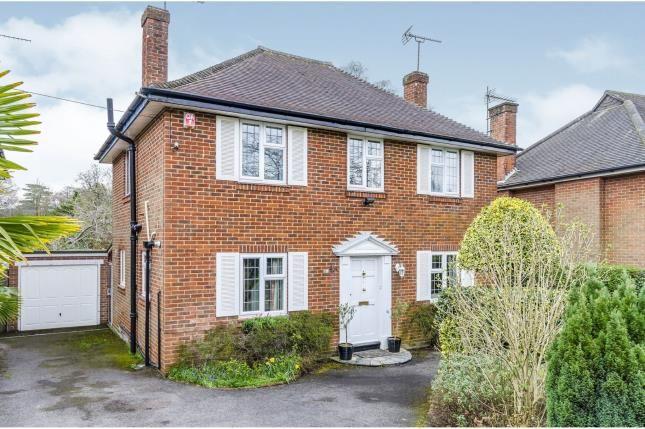 Thumbnail Detached house for sale in Denbigh Gardens, Southampton