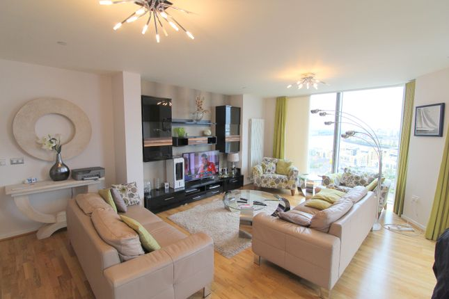 Thumbnail Flat to rent in Vertex Tower, Greenwich