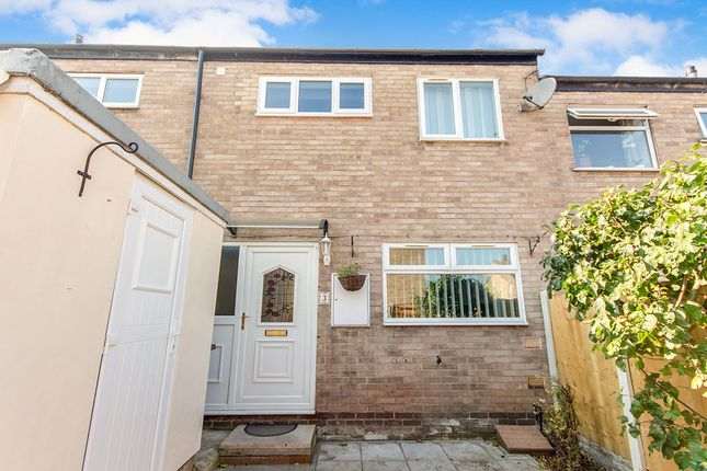 Thumbnail Terraced house to rent in Church Square, Garforth, Leeds