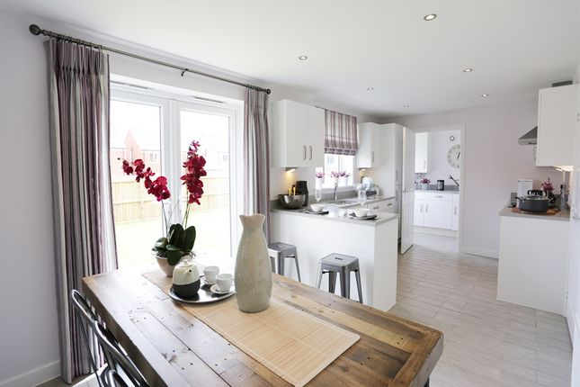 """Thumbnail Detached house for sale in """"The Chedworth"""" at Haverhill Road, Little Wratting, Haverhill"""