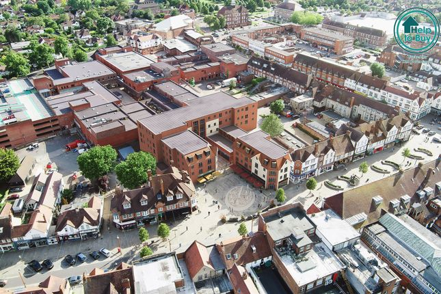 Thumbnail Flat for sale in Leys Avenue, Letchworth Garden City