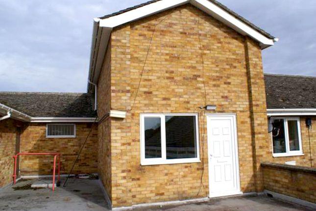 Thumbnail Flat to rent in 6A Wales Court, High Street, Downham Market, Norfolk