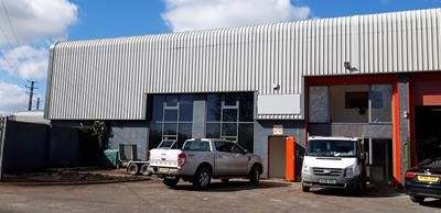 Thumbnail Light industrial to let in Eagle Court Roentgen Road, The Loddon Business Centre, Basingstoke, Hampshire