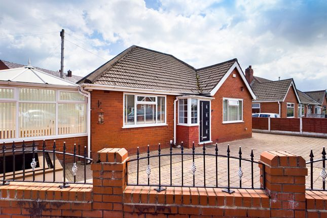 Thumbnail Detached bungalow for sale in Thornbeck Road, Bolton