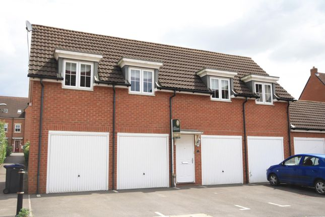 Thumbnail Detached house to rent in Hart Close, Royal Wootton Bassett