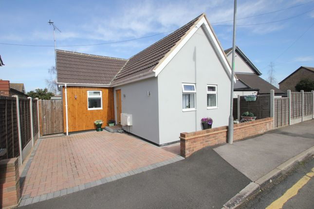 Thumbnail Detached bungalow for sale in Marylands Avenue, Hockley