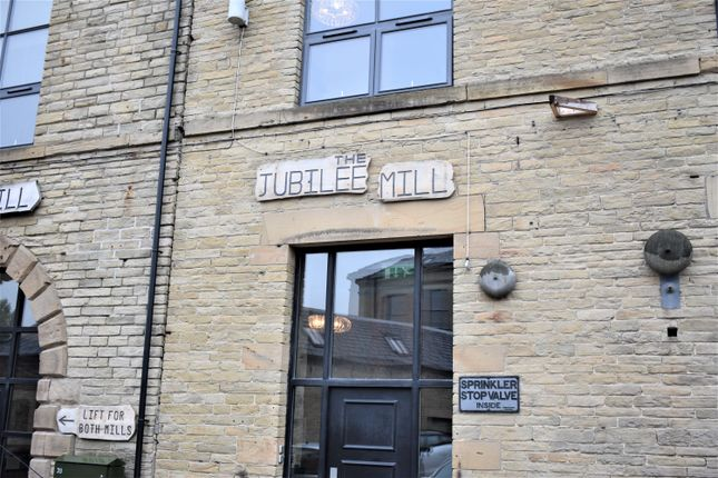 Thumbnail Flat to rent in The Jubilee Mill, Upper Blakeridge Lane, Batley