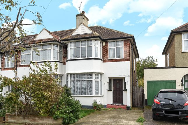3 bed end terrace house for sale in Holmdale Road, Chislehurst