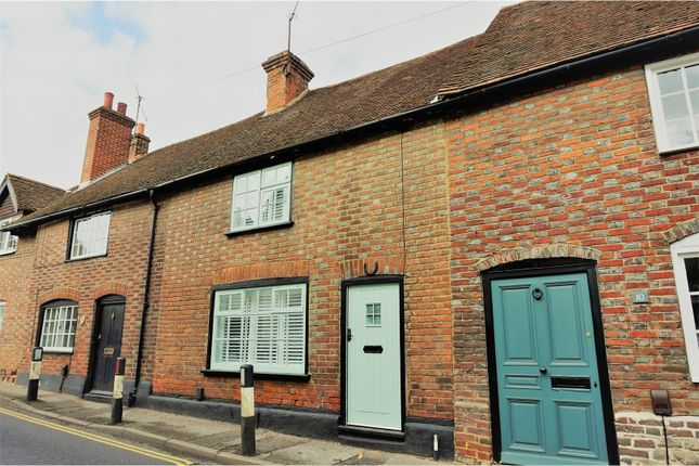 Thumbnail Terraced house for sale in High Street, East Malling