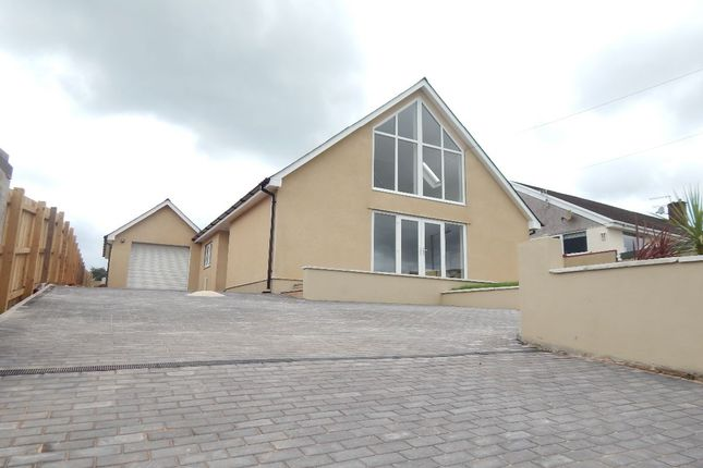 Thumbnail Detached house for sale in Abernant Road, Markham, Blackwood