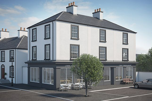 Thumbnail Flat for sale in Malvina Court, Inverness