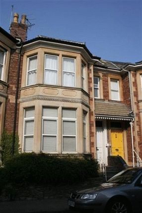 Thumbnail Terraced house to rent in Downfield Road, Clifton, Bristol