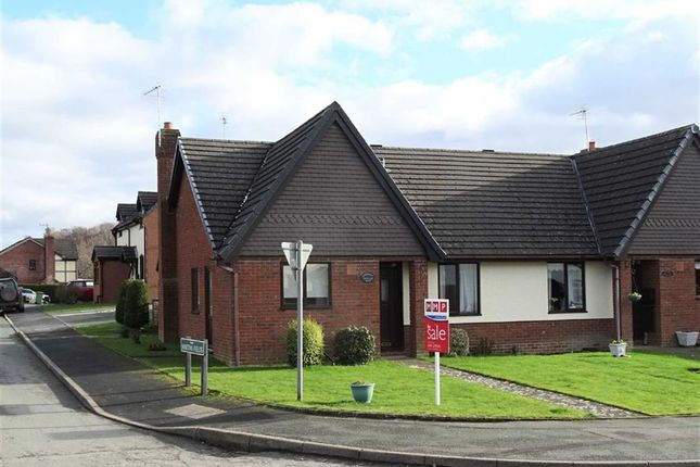 Thumbnail Bungalow for sale in Cornerways, Treflach Road, Trefonen, Oswestry, Shropshire