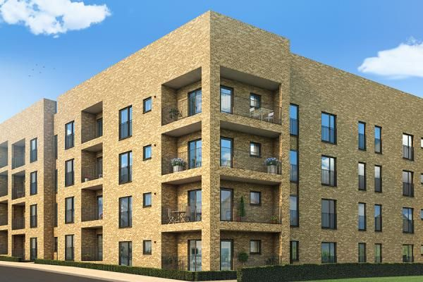 "2 bedroom flat for sale in ""The Dee At Broomview"" at Broomhouse Road, Edinburgh"