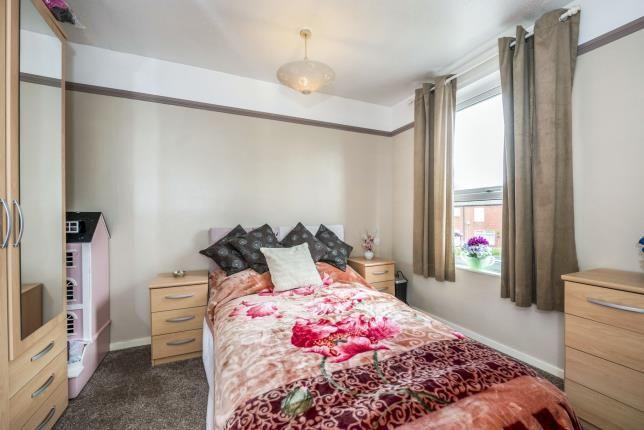 Master Bedroom of Canada Close, Fearnhead, Warrington, Cheshire WA2