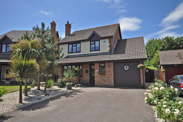 Thumbnail Detached house for sale in Coopers Way, Hailsham