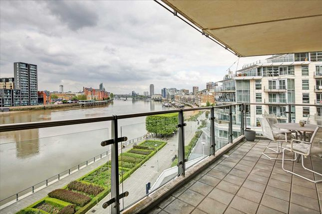 Thumbnail Flat to rent in Baltimore House, Battersea Reach, Juniper Drive, London