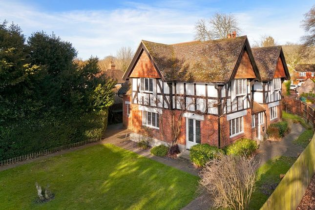 Thumbnail Detached house for sale in Upper Street, Hollingbourne, Maidstone