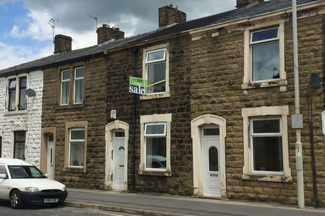 Thumbnail Terraced house for sale in Whalley Road, Clayton Le Moors, Accrington