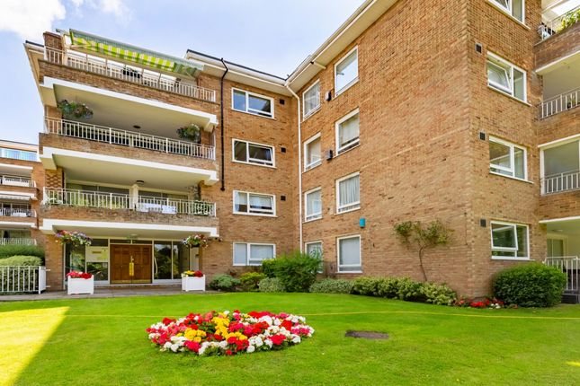 Thumbnail Flat for sale in Highwood, 13 Sunset Avenue, Woodford Green, Essex