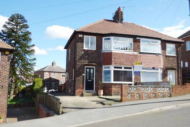Thumbnail Semi-detached house for sale in Calverley Garth, Bramley, Leeds
