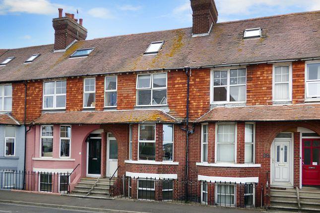 Thumbnail Town house for sale in Pier Road, Littlehampton
