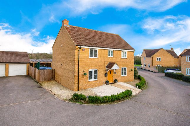 Thumbnail Detached house for sale in Yateley Drive, Barton Seagrave