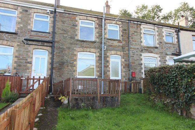 Thumbnail Terraced house to rent in Springfield Terrace, Newbridge, Newport