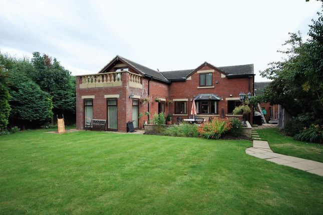Thumbnail Detached house for sale in Hartford Drive, Hartford Bridge, Bedlington