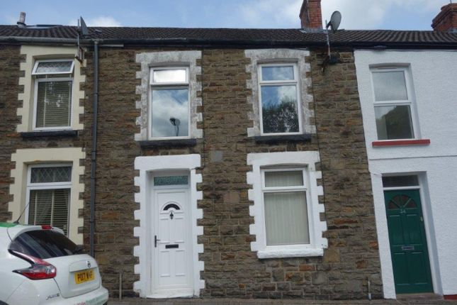 Thumbnail Terraced house to rent in Halifax Terrace, Treorchy