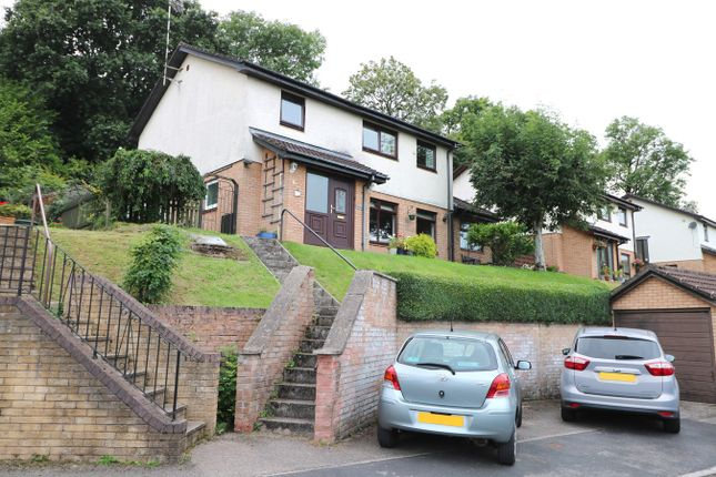 Thumbnail Detached house for sale in Owen Close, Caerleon, Newport