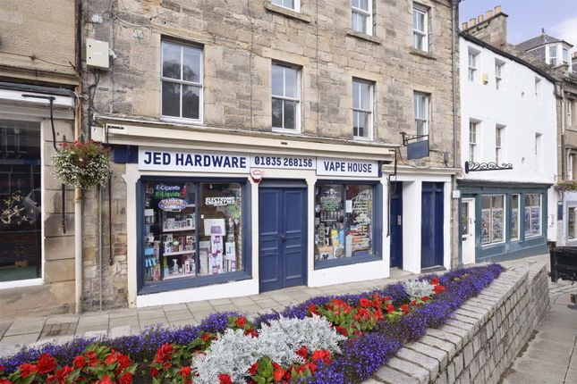 Thumbnail Retail premises for sale in Canongate, Jedburgh