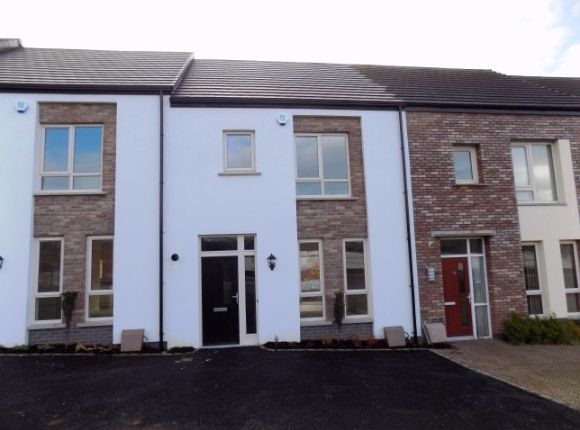 Thumbnail Town house to rent in Alder Way, Lisburn