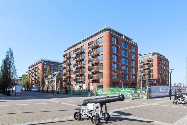 Thumbnail Flat to rent in Thalia House, Pavillion Square, Royal Arsenal, Woolwich, London
