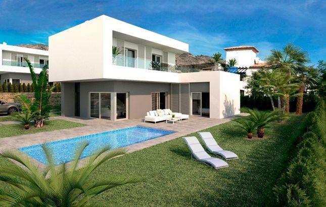 Villa for sale in Spain, Valencia, Alicante, Finestrat