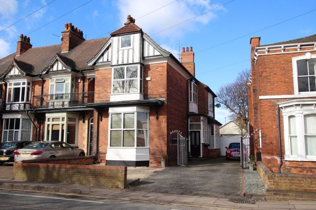 Thumbnail Semi-detached house for sale in Abbey Road, Grimsby