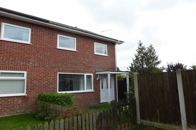 Thumbnail Semi-detached house to rent in Bramble Gardens, Belton, Great Yarmouth