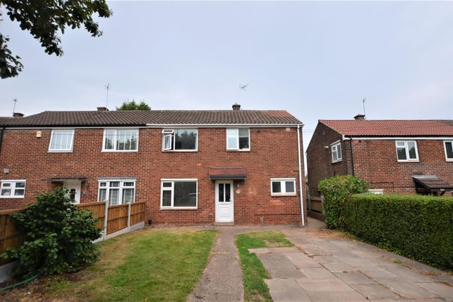 3 bed semi-detached house for sale in Prince Charles Avenue, Mackworth, Derby DE22